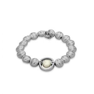 pulsera-elegance-elastica perla
